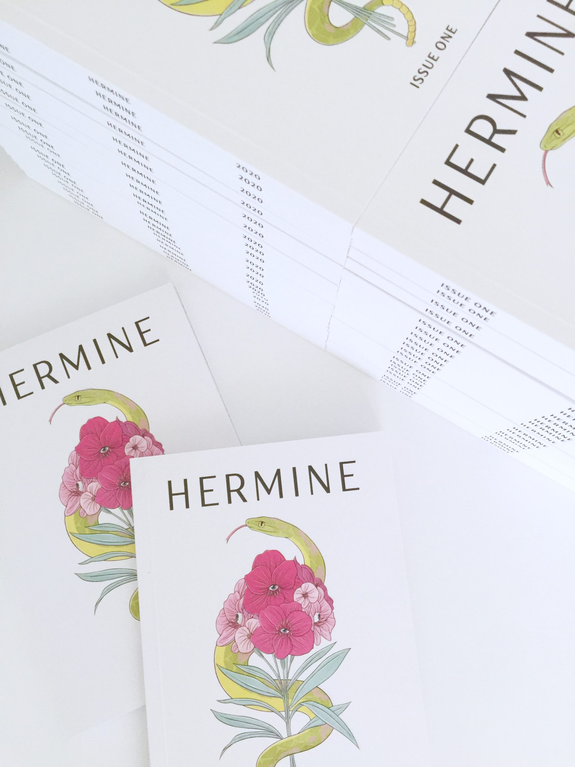 Hermine Annual Issue 1