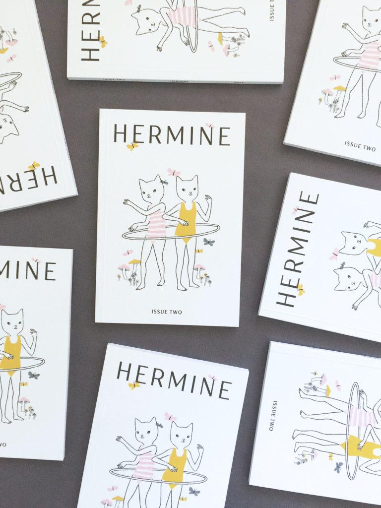 Hermine Annual Short Stories
